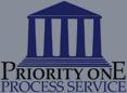 Priority One Process Service Logo